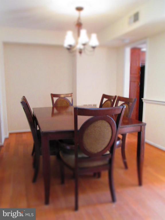 Dining Room - 9211 HUMMINGBIRD TER, GAITHERSBURG