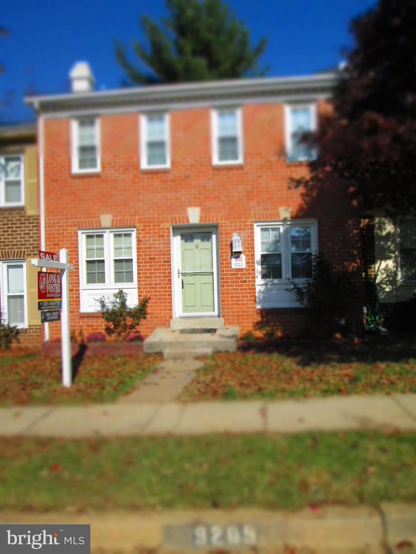 Single Family for Sale at 9211 Hummingbird Ter 9211 Hummingbird Ter Gaithersburg, Maryland 20879 United States