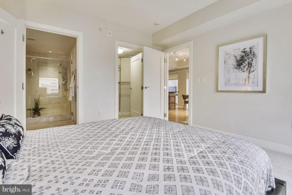 Master Bedroom with walk-in closet - 1111 19TH ST N #1603, ARLINGTON