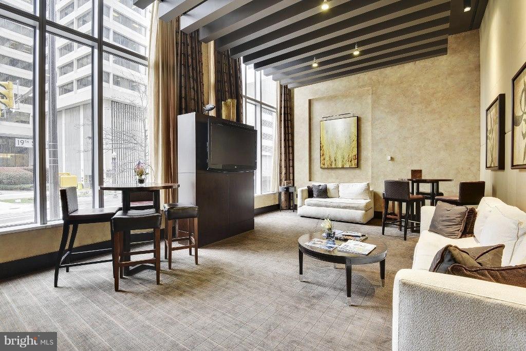 Lobby Lounge - 1111 19TH ST N #1603, ARLINGTON