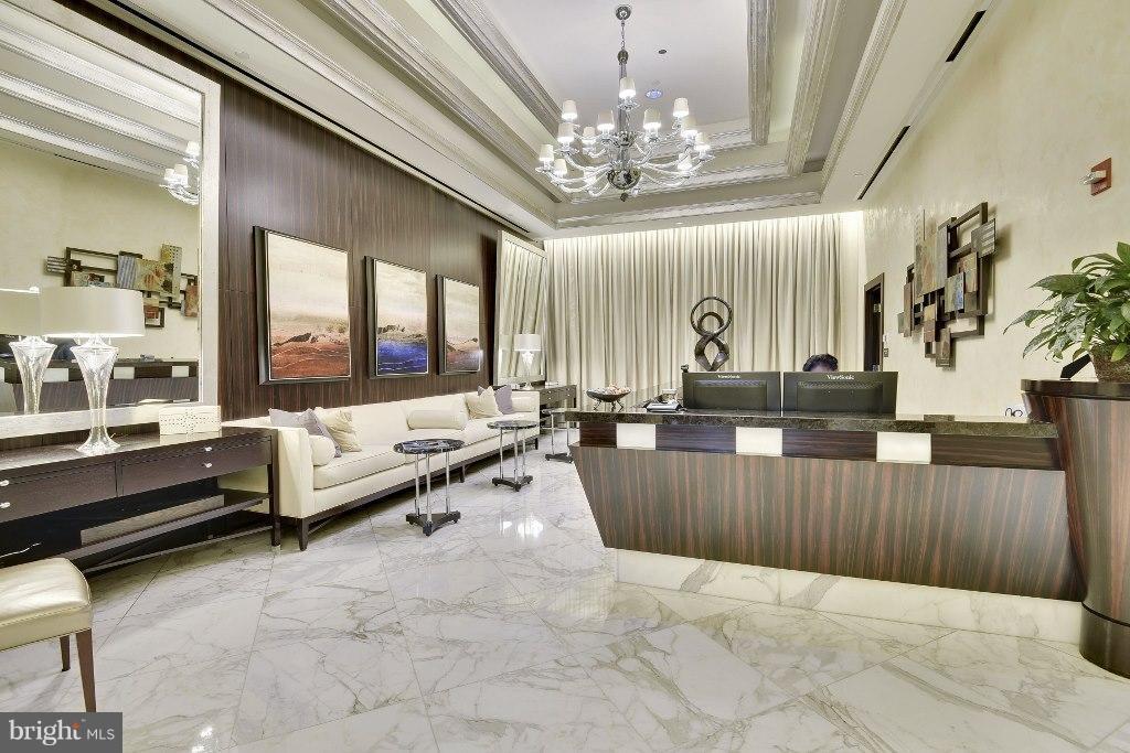 24 hour concierge and front desk service - 1111 19TH ST N #1603, ARLINGTON