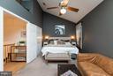 Double Doors into Master Suite - 14110 GALLOP TER, GERMANTOWN