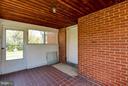 Exterior (General)Porch - 6703 41ST AVE, UNIVERSITY PARK