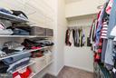 Walk-in Closet, Master Bath Level - 14110 GALLOP TER, GERMANTOWN