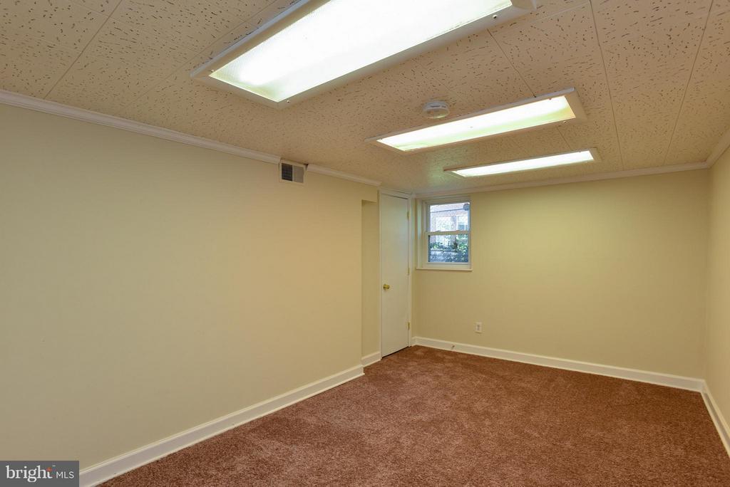 Bedroom  5  basement - 6703 41ST AVE, UNIVERSITY PARK