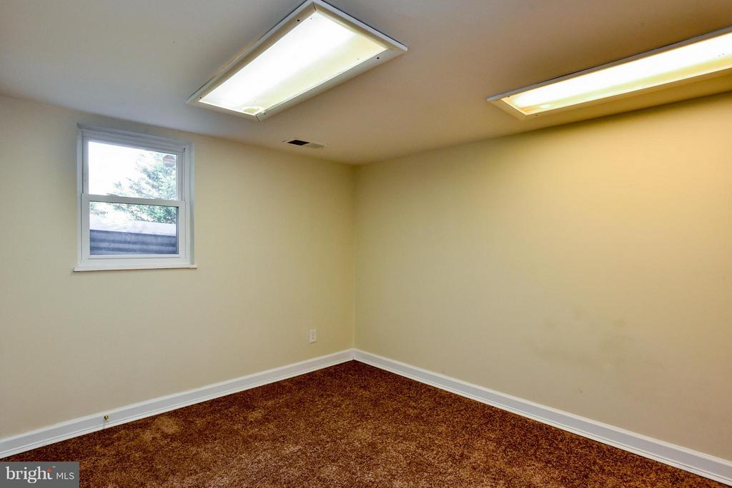 Bedroom 4 basement - 6703 41ST AVE, UNIVERSITY PARK
