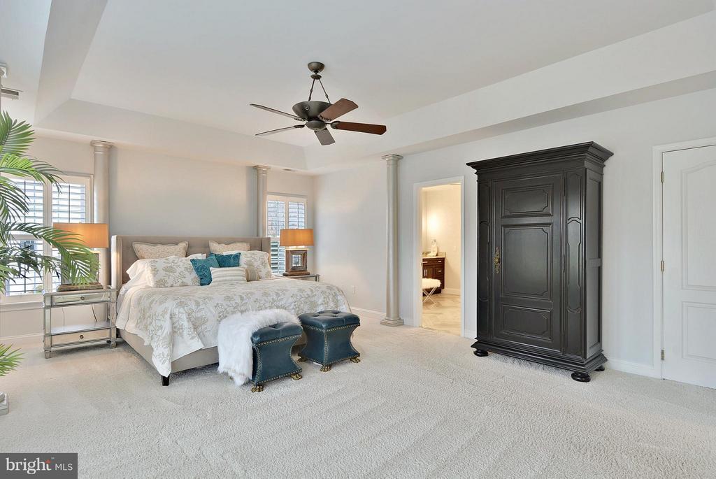 Master Bedroom - 18503 PELICANS NEST WAY, LEESBURG