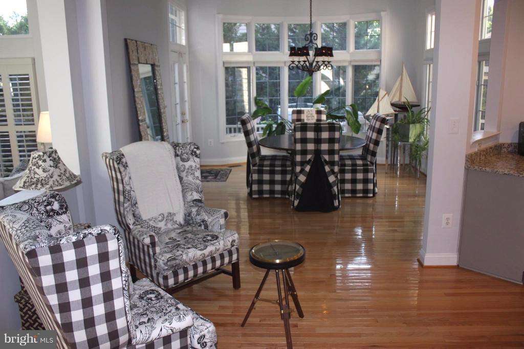 Kitchen Sitting Area - 18503 PELICANS NEST WAY, LEESBURG