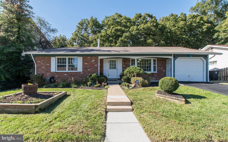 Single Family for Sale at 6908 Nashville Rd Lanham, Maryland 20706 United States
