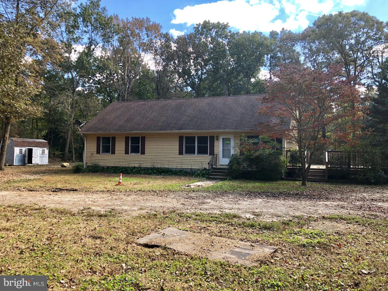 Maison unifamiliale pour l Vente à 10915 WEBB FARM Road Greenwood, Delaware 19950 États-Unis