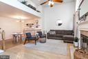 Large Living Room - 14110 GALLOP TER, GERMANTOWN