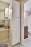 Extra Vanity converted to Dressing Rm/Storage Rm! - 10208B ASHBROOKE CT #18, OAKTON