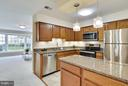 ALL BRAND NEW Stainless Steel Appliances!! - 10208B ASHBROOKE CT #18, OAKTON