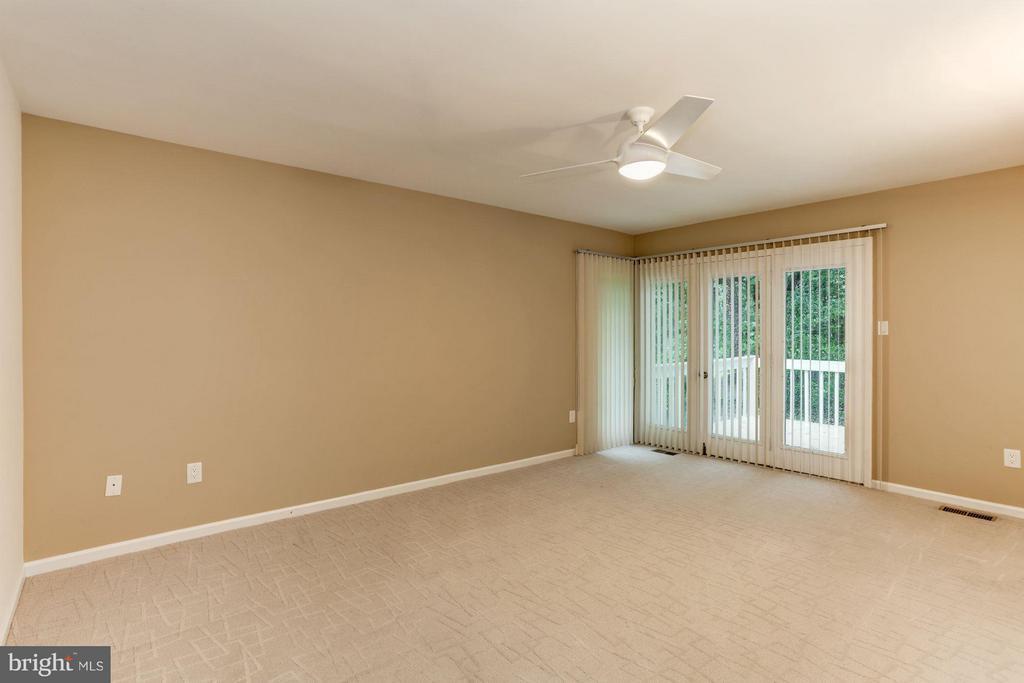 Bedroom (Master) - 10511 MILLER RD, OAKTON