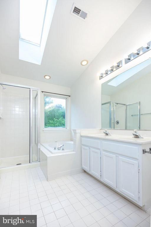 Bath (Master) - 21164 MILLWOOD SQ, STERLING