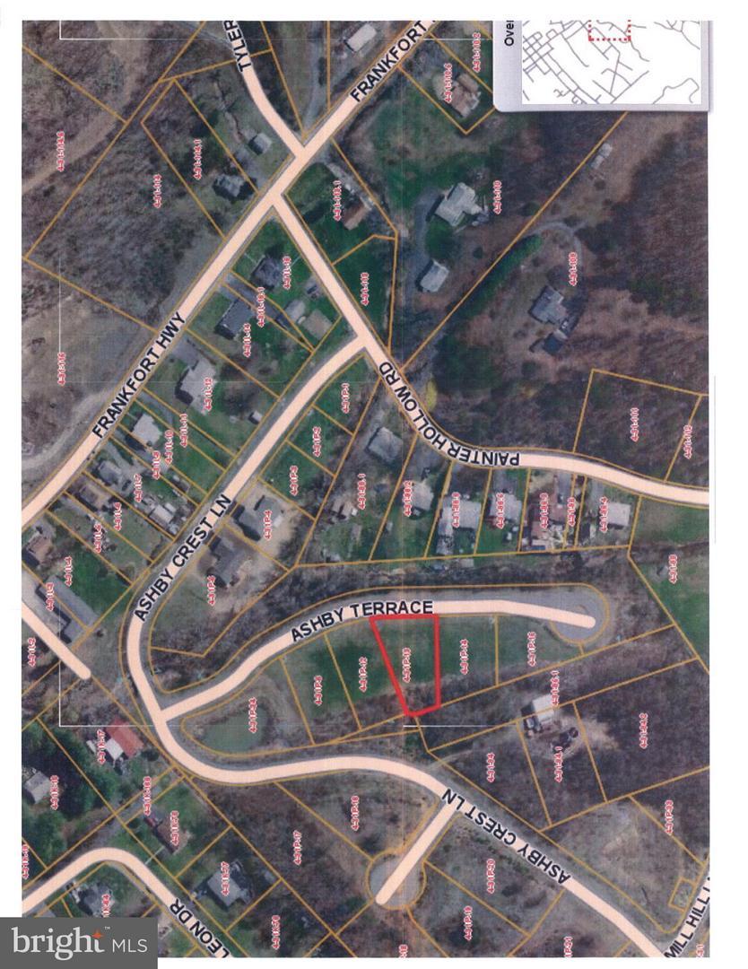 Land for Sale at 13 Ashby Crest Lane Fort Ashby, West Virginia 26719 United States