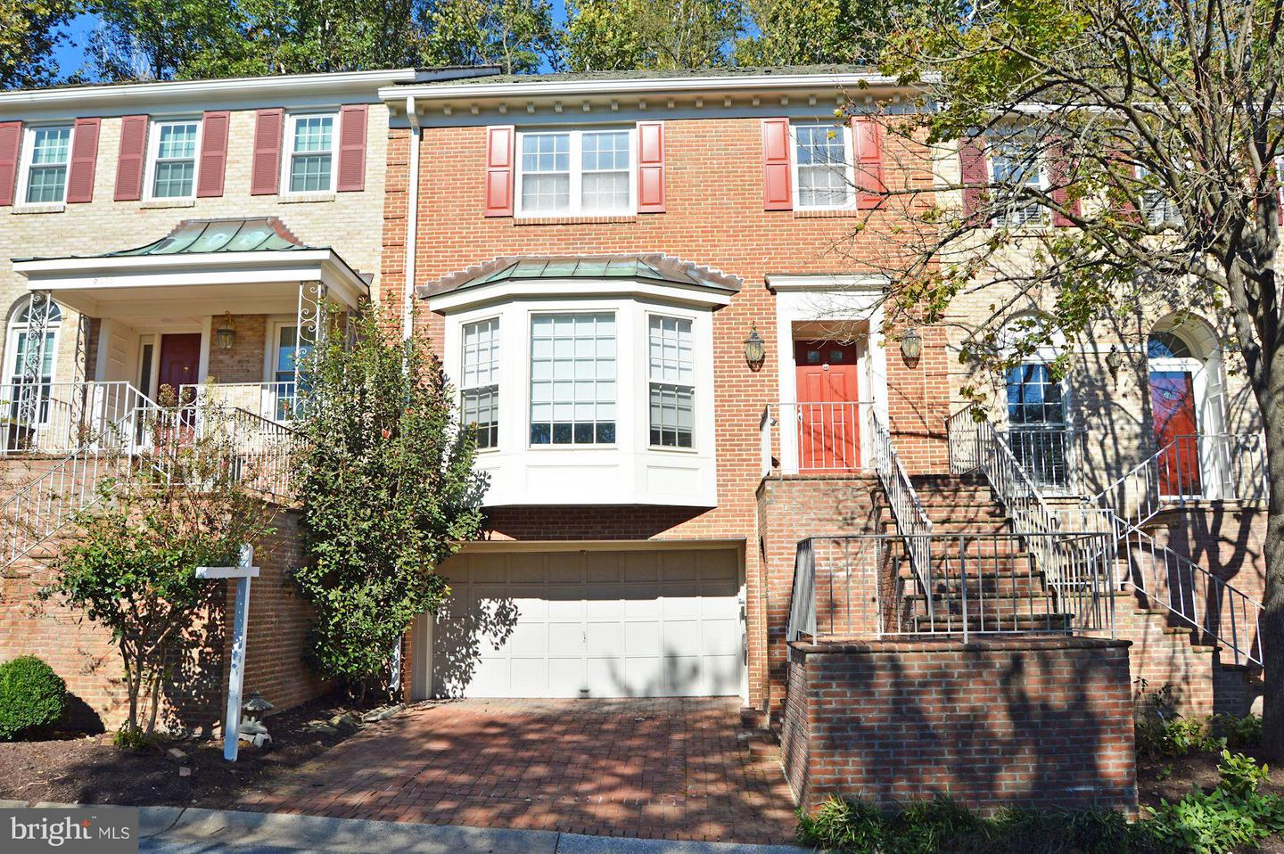 Photo of home for sale at 8013 Quarry Ridge Way, Bethesda MD