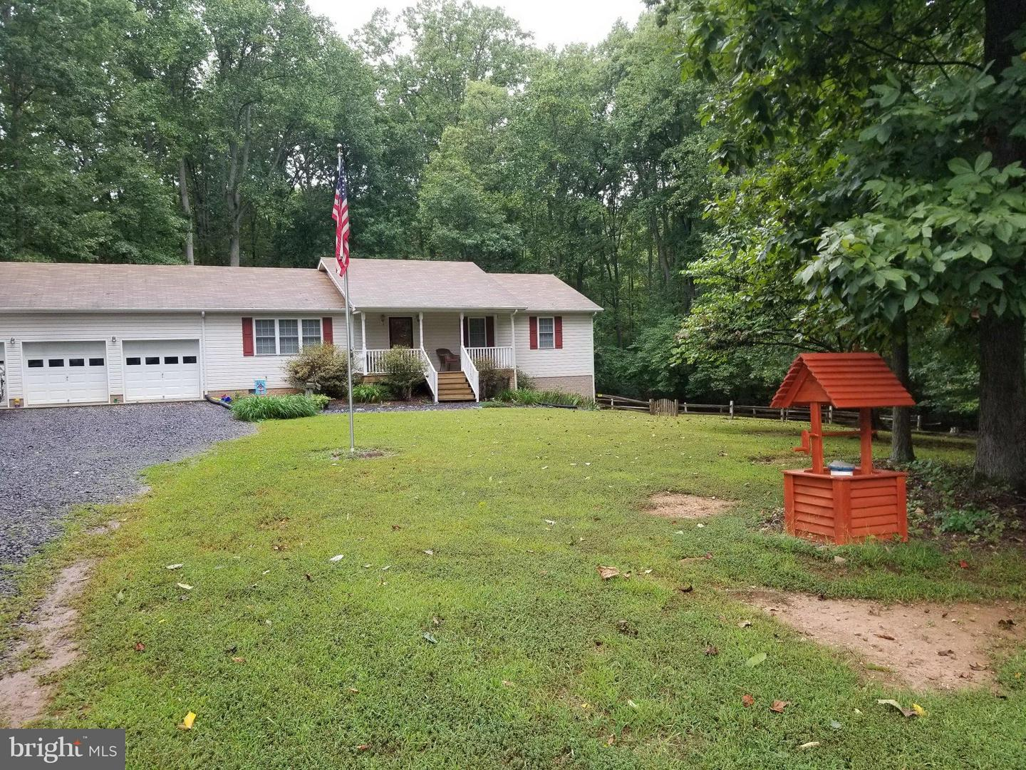 Photo of home for sale at 40 Covenant Court, Bumpass VA