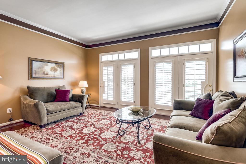 Living Room - 43706 LEES MILL SQ, LEESBURG