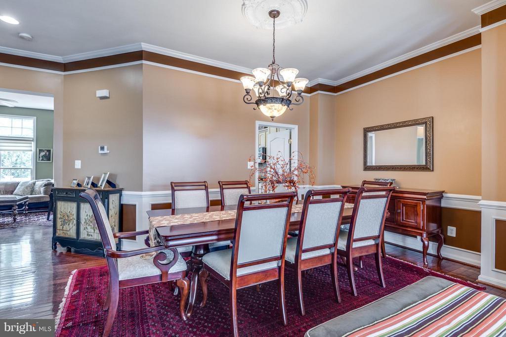 Dining Room - 43706 LEES MILL SQ, LEESBURG
