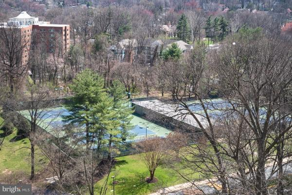 Tennis courts - 5225 POOKS HILL RD #1615S, BETHESDA
