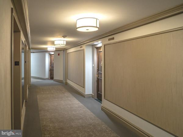 Renovated Hallways - 5225 POOKS HILL RD #1615S, BETHESDA