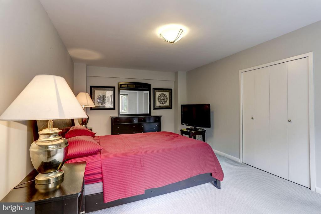 Bedroom (Master) - 4201 CATHEDRAL AVE NW #603E, WASHINGTON