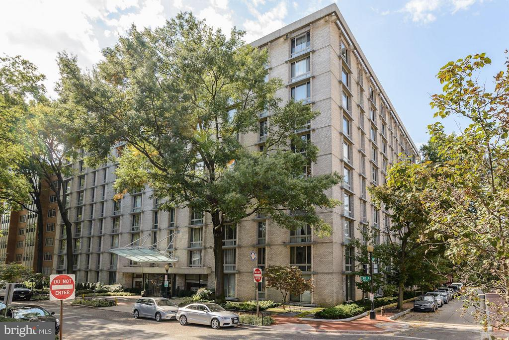 Exterior (General) - 950 25TH ST NW #203-N, WASHINGTON