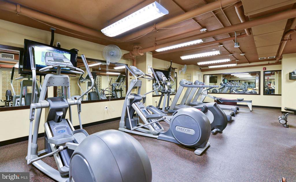 Fitness Center - 950 25TH ST NW #203-N, WASHINGTON