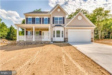 Photo of home for sale at Piscataway Lane, Hedgesville WV