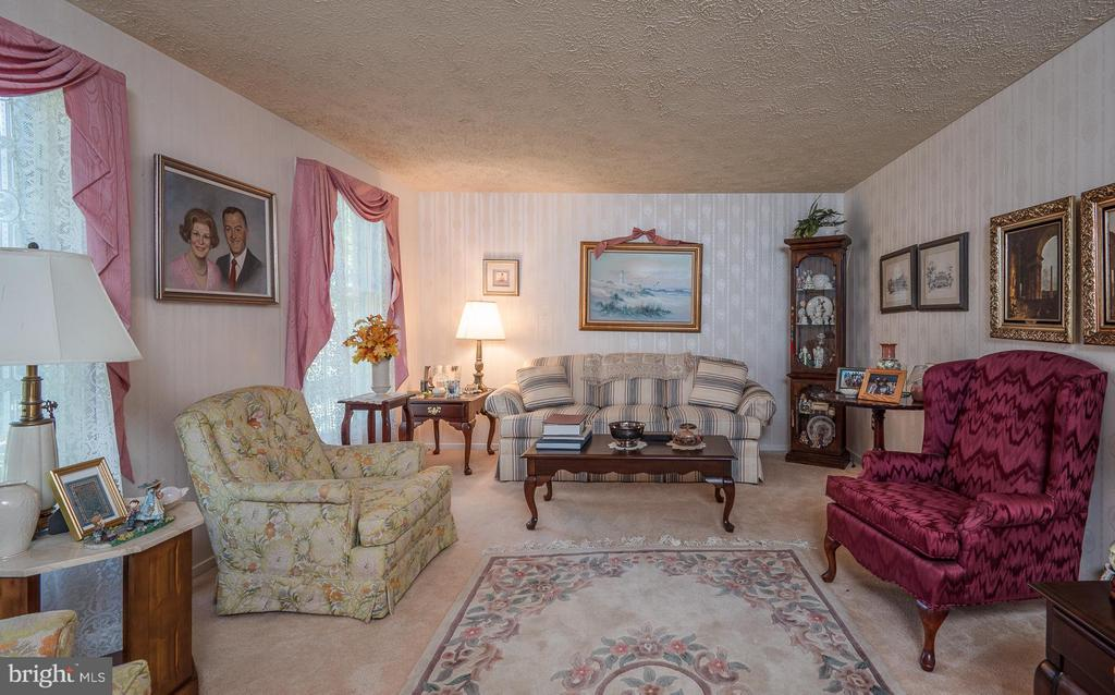 Living Room - 1015 ISABELLA DR, STAFFORD