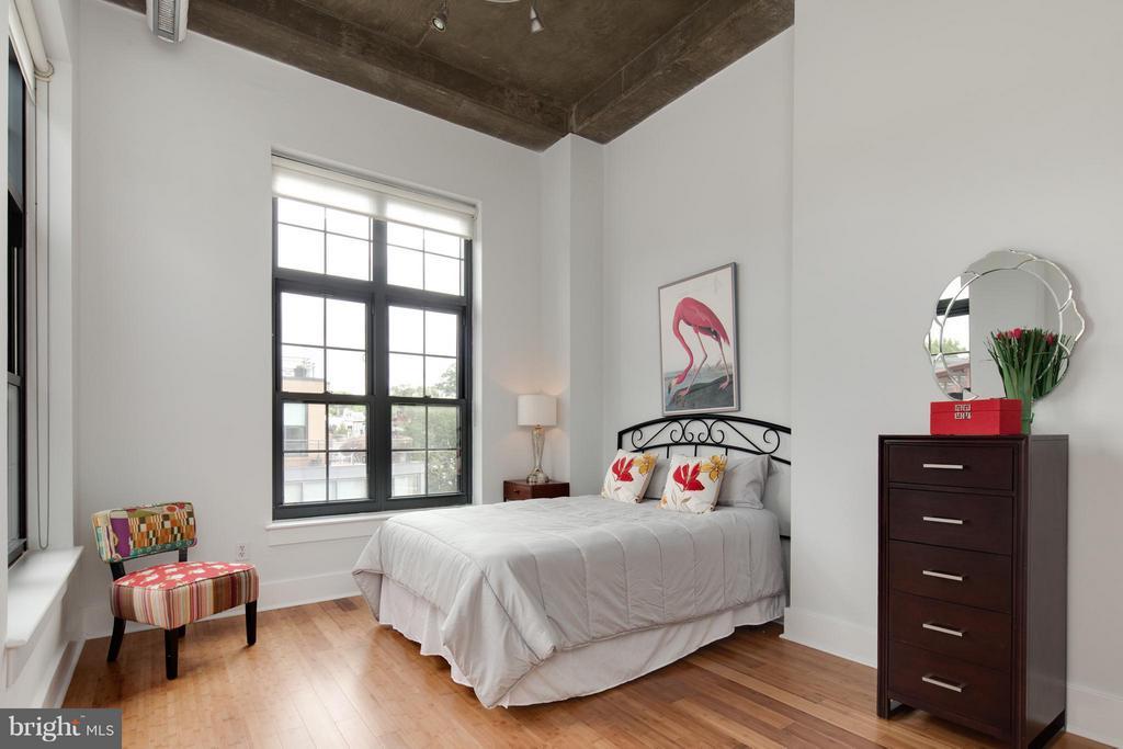 Bedroom 1 - 2328 CHAMPLAIN ST NW #423, WASHINGTON