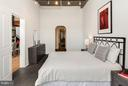 Bedroom (Master) - 2328 CHAMPLAIN ST NW #423, WASHINGTON