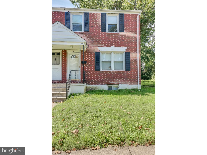 Casa para uma família para Venda às 101 BIRCH Avenue Elsmere, Delaware 19805 Estados Unidos