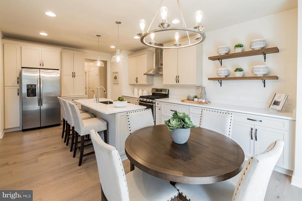 Eat in kitchen - 2020 CONLEY CT, SILVER SPRING