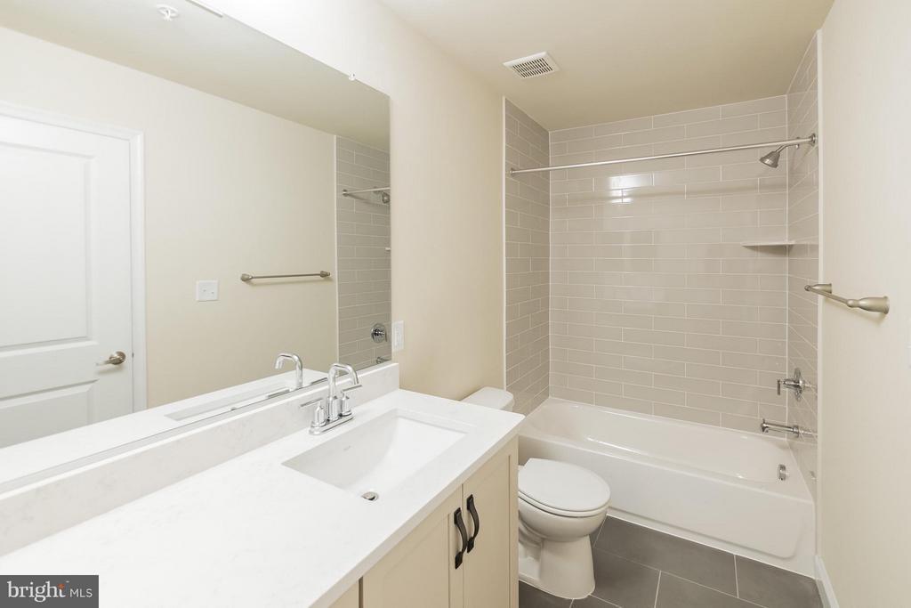 Basement full bathroom - 2020 CONLEY CT, SILVER SPRING