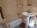 Updated master bath - 3531 TEXAS AVE SE, WASHINGTON