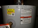 New hot water heater 12/7/2015 - 3531 TEXAS AVE SE, WASHINGTON