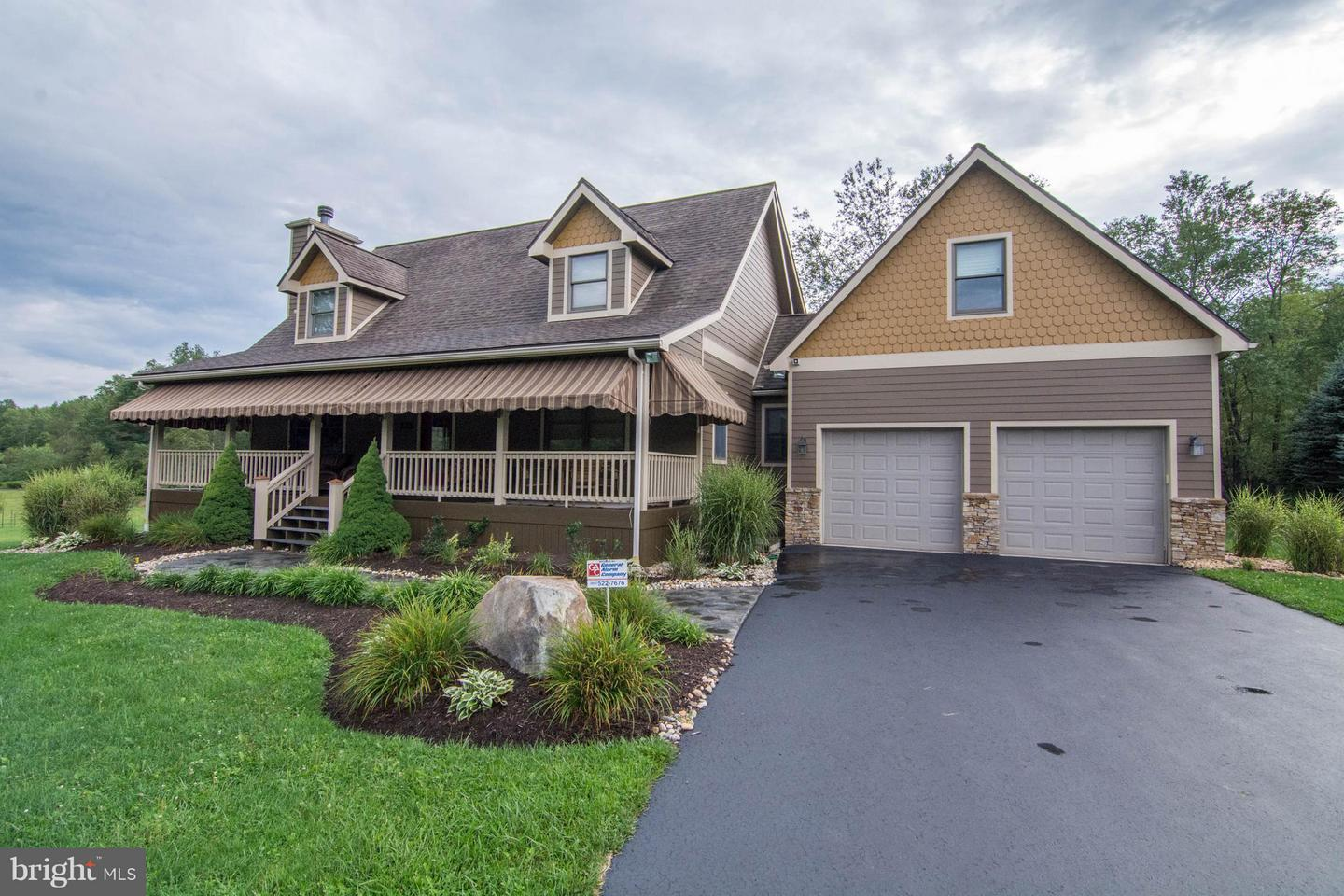 Single Family for Sale at 66 Heron Cove West Rd Oakland, Maryland 21550 United States
