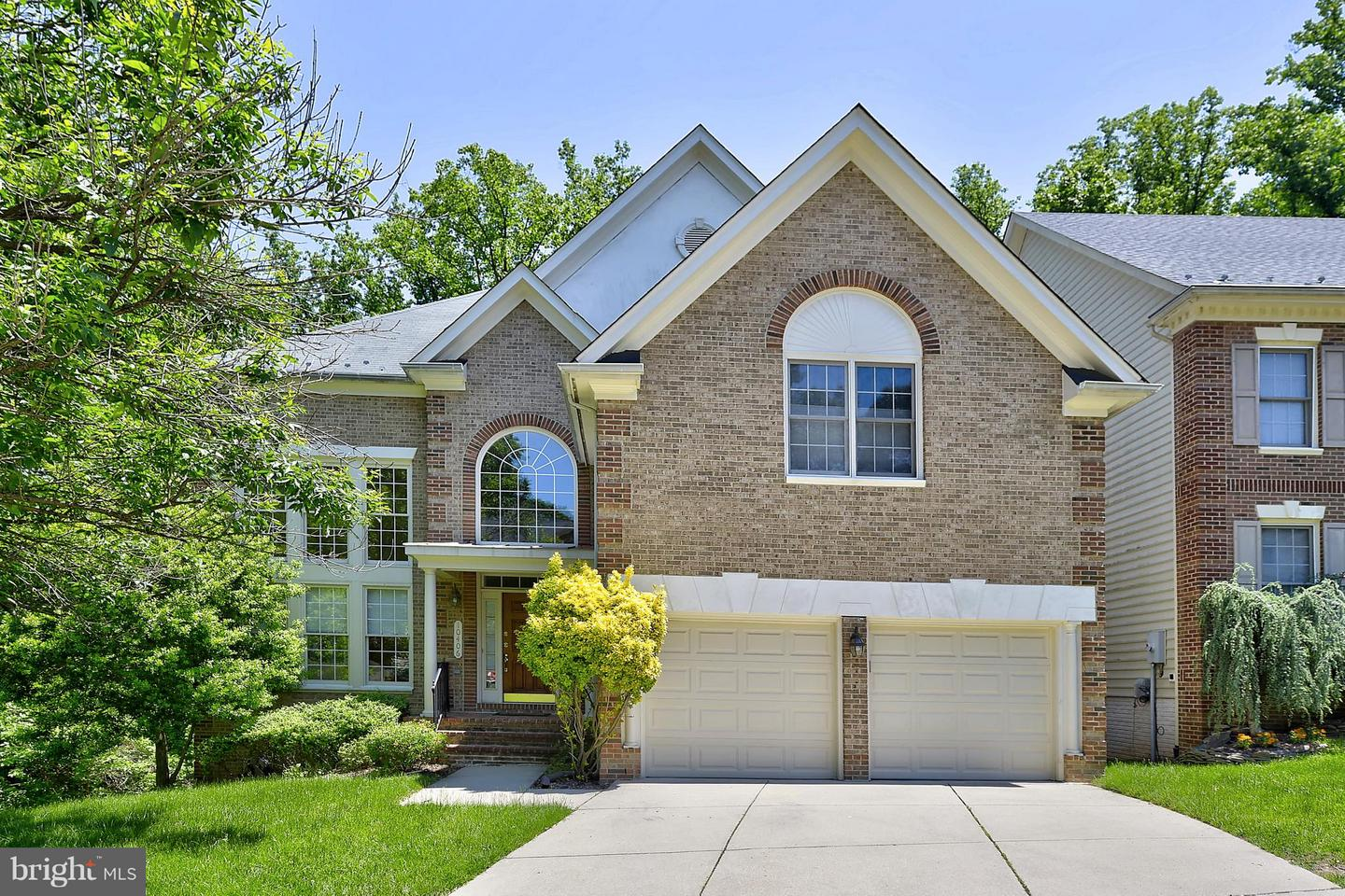 Photo of home for sale at 10406 Snow Pt Drive, Bethesda MD