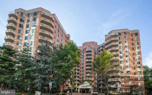 Exterior (Front) - 7500 WOODMONT AVE #S217, BETHESDA