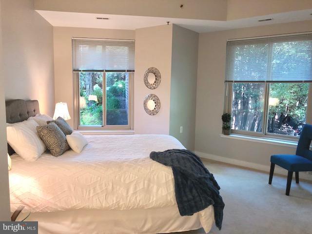 Bedroom (Master) - 7500 WOODMONT AVE #S217, BETHESDA
