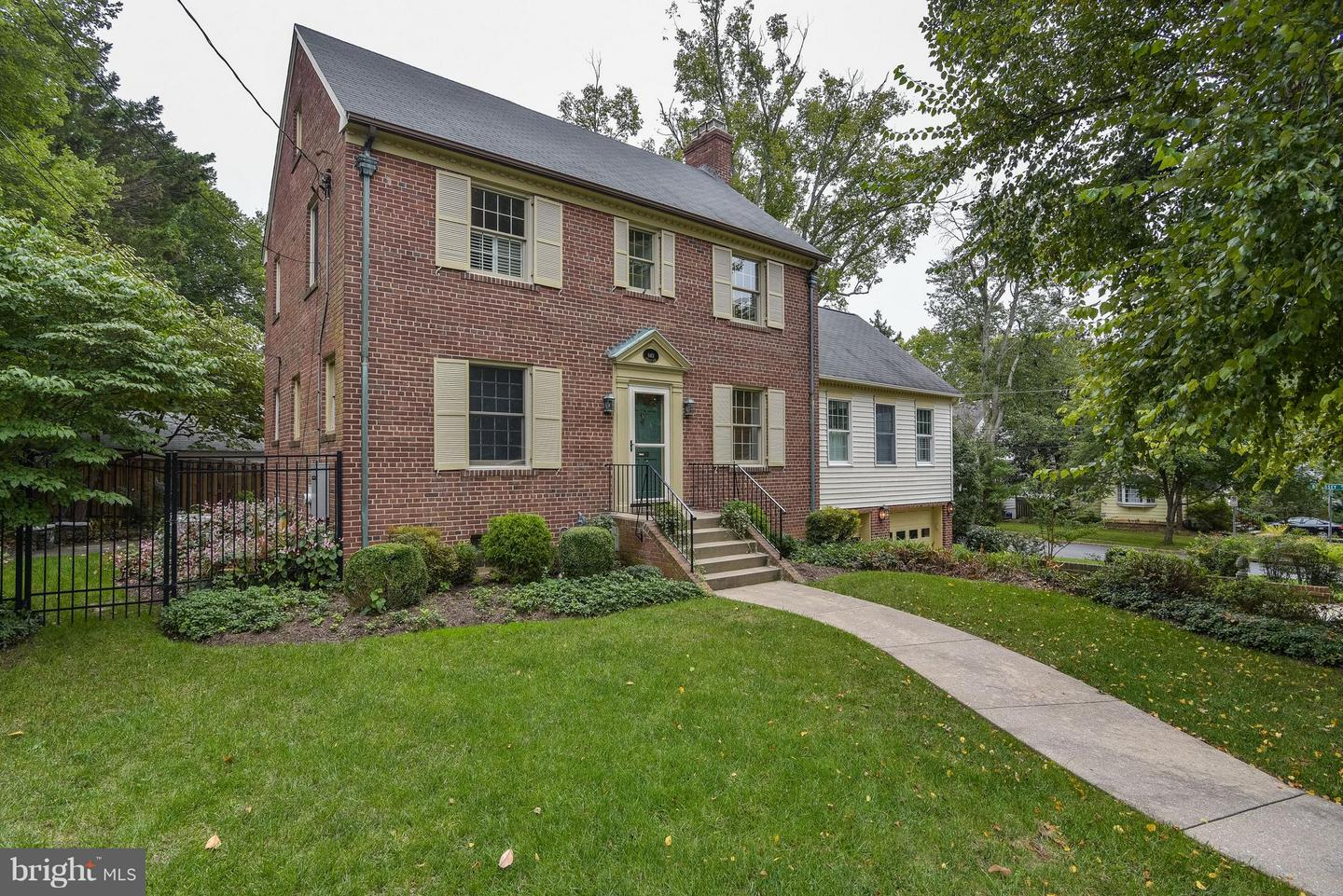 Photo of home for sale at 6401 Offutt Road, Chevy Chase MD
