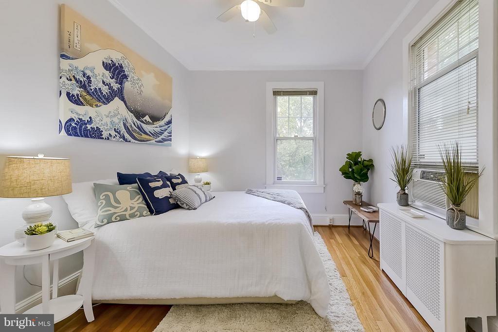 Bedroom - 3411 29TH ST NW #3, WASHINGTON