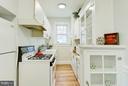 Kitchen - 3411 29TH ST NW #3, WASHINGTON