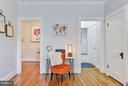 Office or Dining Space - 3411 29TH ST NW #3, WASHINGTON