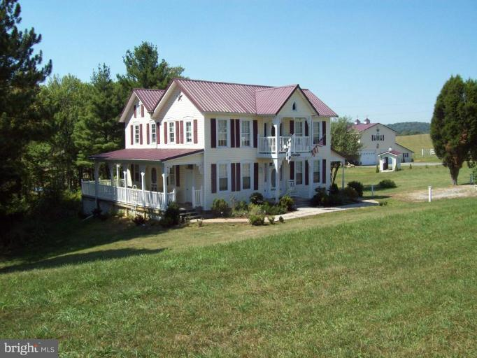 Single Family for Sale at 2609 Blooming Rose Rd Friendsville, Maryland 21531 United States