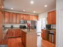 Kitchen - 10409 COLESVILLE RD, SILVER SPRING