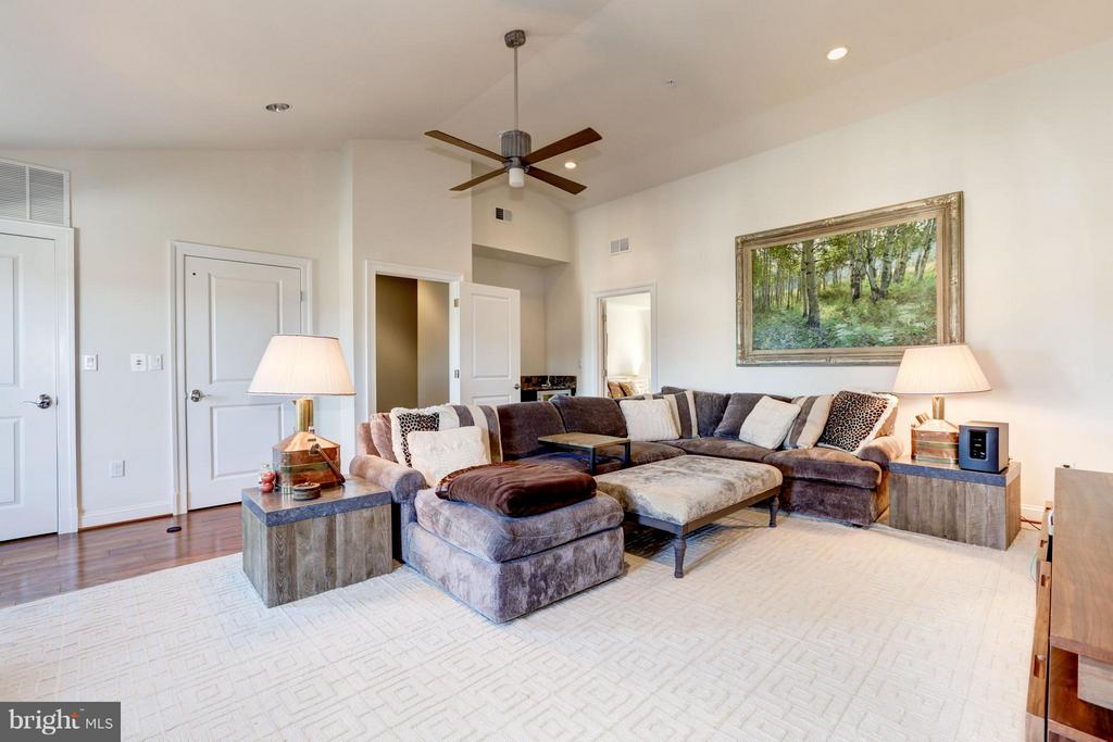 Top Floor Family Room - 10819 SYMPHONY PARK DR, NORTH BETHESDA