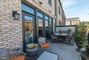 Terrace off Dining Room - 10819 SYMPHONY PARK DR, NORTH BETHESDA